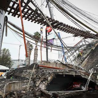 Armando Ocampo, informó del apoyo a familias afectadas por el colapso en la Línea 12 del metro
