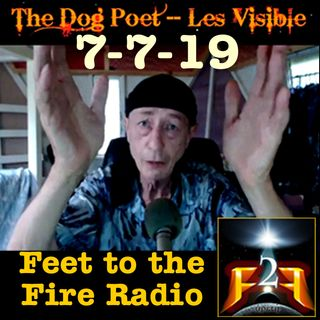 F2F Radio - An Evening with Les Visible