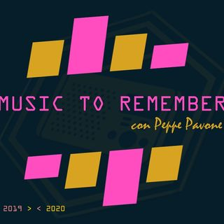 Radio Tele Locale _ Music To Remember con Peppe Pavone | 23 Ottobre 2019