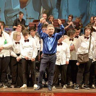 Intervista a Piero Lombardi, direttore dell'orchestra Magica Musica