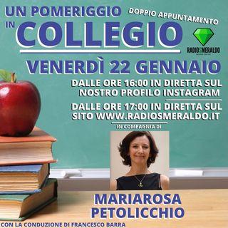 Mariarosa Petolicchio | Intervista