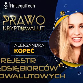 Prawo Kryptowalut #3   Rejestr przedsiębiorców kryptowalutowych w Polsce
