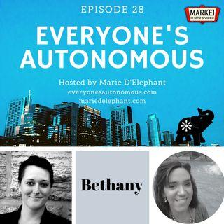Episode 28: Bethany