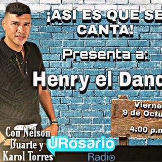 La propuesta de Henry el Dandy en la música popular