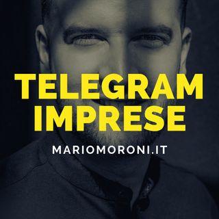 Come utilizzare Telegram per fare impresa