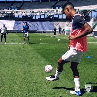 Gol de Godoy Cruz: Wilder Cartagena 0-1