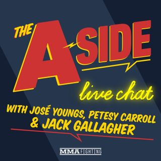 The A-Side Live Chat w/ WWE superstar Gentleman Jack Gallagher