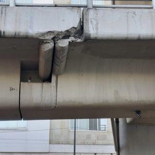La Fiscalía de la CDMX, ya busca a responsables del desplome de la Línea 12 del Metro.