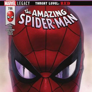 Source Material #178: Spider-Man Comics: Threat Level Red & Go Down Swinging