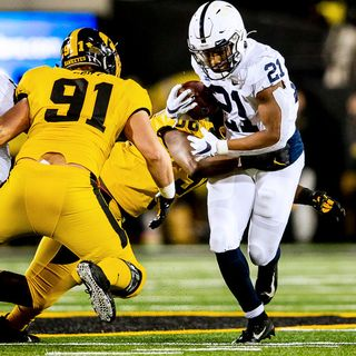 PSU Nitwits Podcast: Post-Iowa W/ Wally Richardson