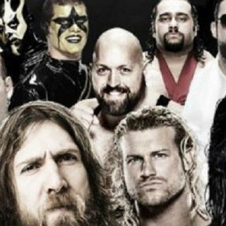Wrestling Year in Review 2015