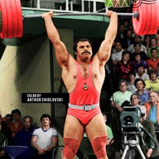 Arthur Chidlovski | 'Weightlifting was Made for Communists'