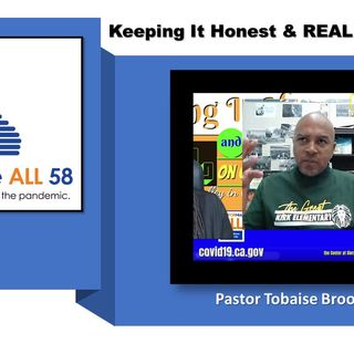 Keeping It Honest and Real on COVID-19 - An interview with Pastor Tobaise Brookins of The Bethesda Churches