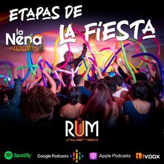 "La Nena y Los Federicos - T002 EP017 ""ETAPAS DE LA FIESTA"""