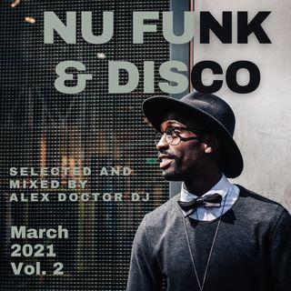 #102 - Nu Disco & Funk Saturday Party - March 2021 - vol.2