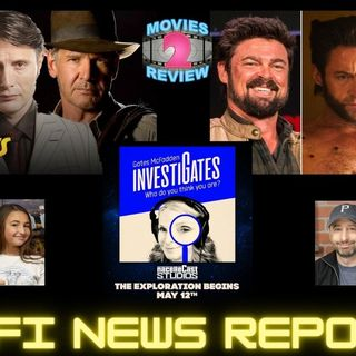 Sci Fi News Indiana Jones 5 Gates McFadden Star Trek Podcast Marvel Wolverine Rumors