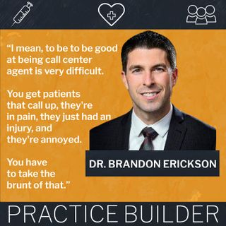 Sports Medicine and the New York Mets w/ Dr. Brandon Erickson