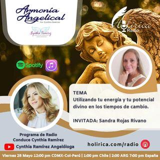 Armonía Angelical - Utilizando tu energía y potencial divino