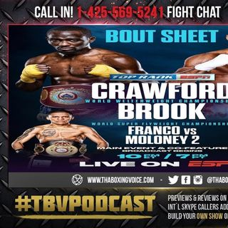 ☎️Pound-For-Pound King🤴🏿Terence Crawford vs Kell Brook🔥 Live Fight Chat❗️