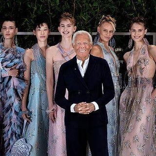 Últimas noticias Moda Belleza: Naf Naf, Armani, Desfile de moda virtual, Coco Chanel, y más...