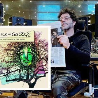 Max Gazzè: svelati il titolo, la copertina e la tracklist del nuovo album