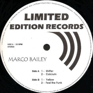 Marco Bailey - Yellow