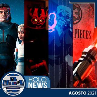 Holonews: Agosto 2021