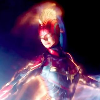 Meaningless Activity - Captain Marvel