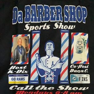 DA BARBER SHOP SPORTS SHOW S1 ESP 34TH JUNE 24TH 2019