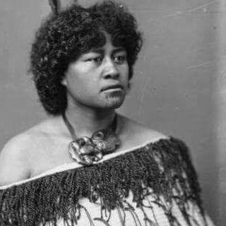 Maori, New Zealand wasn't white land.