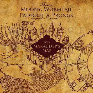 ANSWERED! The Marauders Map Plot Hole