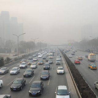 La contaminacion del aire