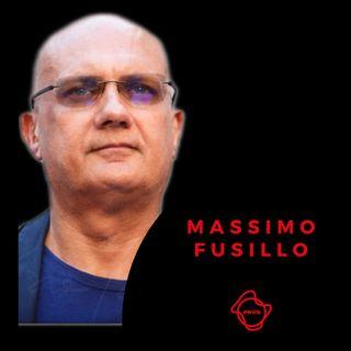 Massimo Fusillo ospite di Radio Praxis (con Annamaria Magi)