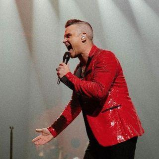 Robbie Williams sta formando una nuova band e i Take That non c'entrano