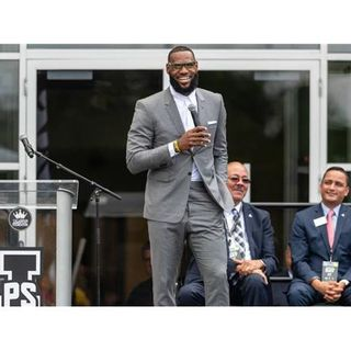 Lebron James opens a school! OSU: Probe & Scandal!!
