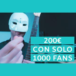 #18 - Come Guadagnare 200€ Con Solo 1000 Fans