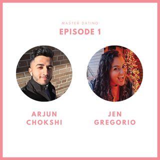 Arjun Chokshi & Jen Grogorio