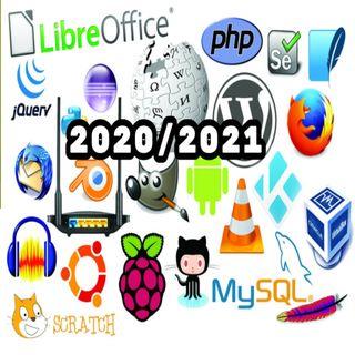 Resumen del 2020 y expectativas para 2021 en FLOSS