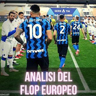 Il flop dell'Inter in Champions League e da dove ripartire