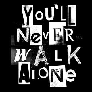 They Don't Walk Alone- (Pre-Rec)