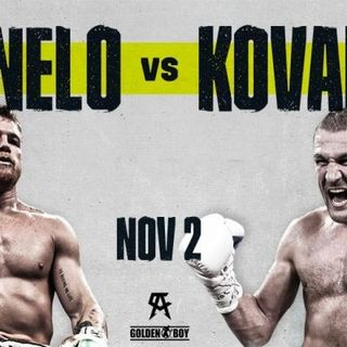 Canelo Álvarez vs. Sergey Kovalev Alternative Commentary