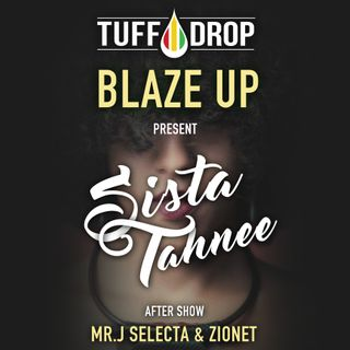 Sista Tahnee ft Massimo Cantisani live #BLAZEUP 20 Aprile