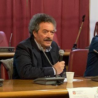 Intervista Aurelio Meloni, Prg portuale Formia