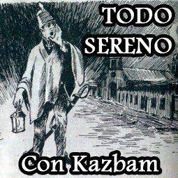 Todo Sereno (con Kazbam)