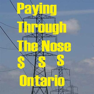 Morning minute Built in costs of Hydro Ontario Oct 28 2016