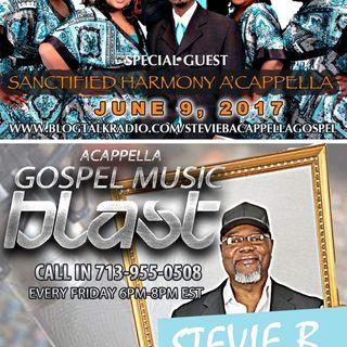Stevie B's Acappella Gospel Music Blast - Episode 29