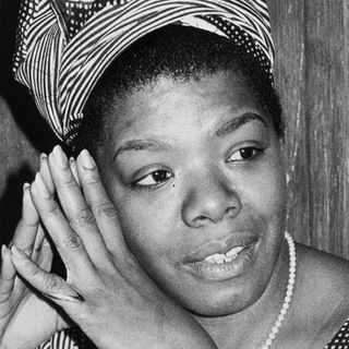 GOING BEYOND HONORS DR. MAYA ANGELOU