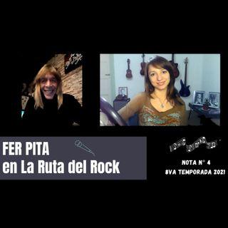 La Ruta del Rock con Fer Pita
