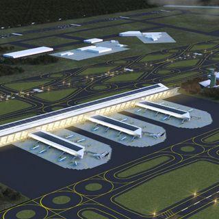 El aeropuerto de Santa Lucía, ¿útil?