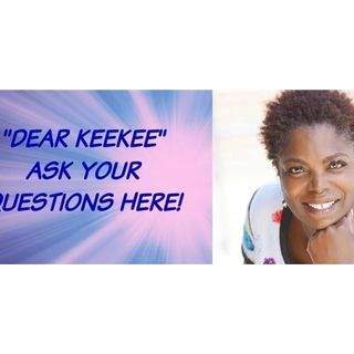 "THE ASK KEEKEE SHOW ""How to get back on track to achieving your goals"""